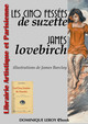 LES CINQ FESSÉES DE SUZETTE (eBook) De James  Lovebirch, James  Barclay [Topfer]  et  Topfer - Dominique Leroy
