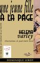 UNE JEUNE FILLE À LA PAGE De Helena Varley [attribué à Michèle Nicolaï], Helena Varley, Michèle Nicolaï et Paul-Emile  Bécat - Dominique Leroy